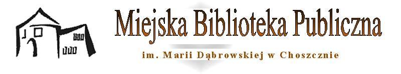 Miejska Biblioteka Publiczna wChoszcznie